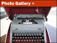 Slideshow: Manual Typewriters