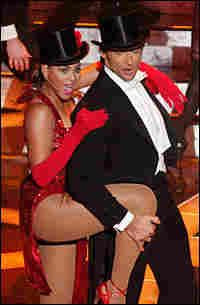 Hugh Jackman and Beyonce Knowles