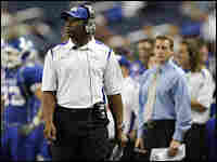 Turner Gill's University of Buffalo team played in the MAC Championship, Dec. 5, 2008