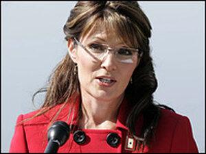 Sarah Palin resigns
