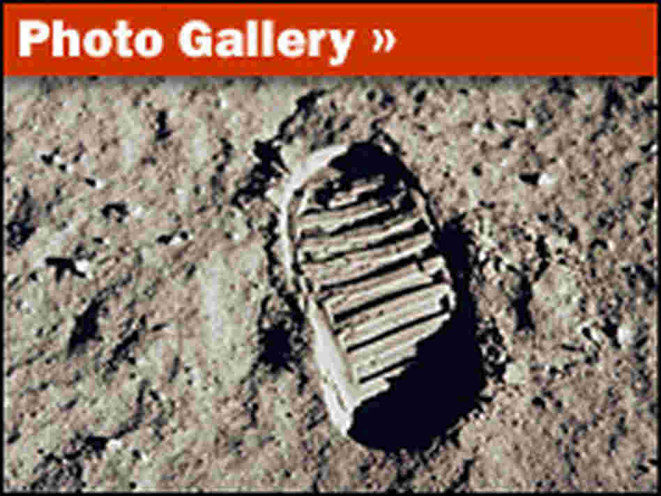 See Photos Of The Apollo 11 Moon Mission