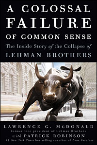 Former Insider S New Book Details Lehman Brothers Collapse Npr