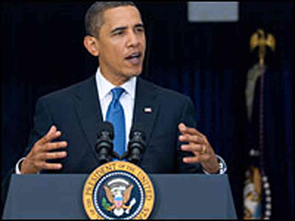 President Obama speaks about health care July 20