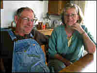 Dan and Lorna Wilson invested in their hog, corn and soybean farm in Paullina, Iowa.