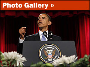Photo Gallery: Obama's Mideast Trip