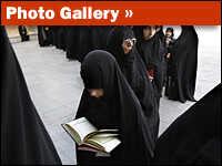 Photo Gallery: Iran's Election Campaign