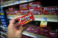Extra Strength Tylenol is displayed in a Washington drug store.