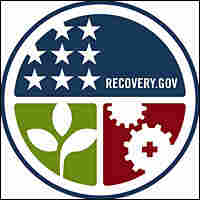 The new logo for the American Recovery and Reinvestment Act.