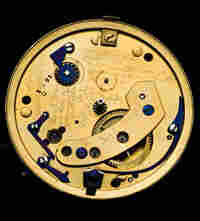 Lincoln's Watch Inscription