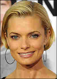 Jaime Pressly attends the premiere of the film 'I Love You, Man' on March 17.