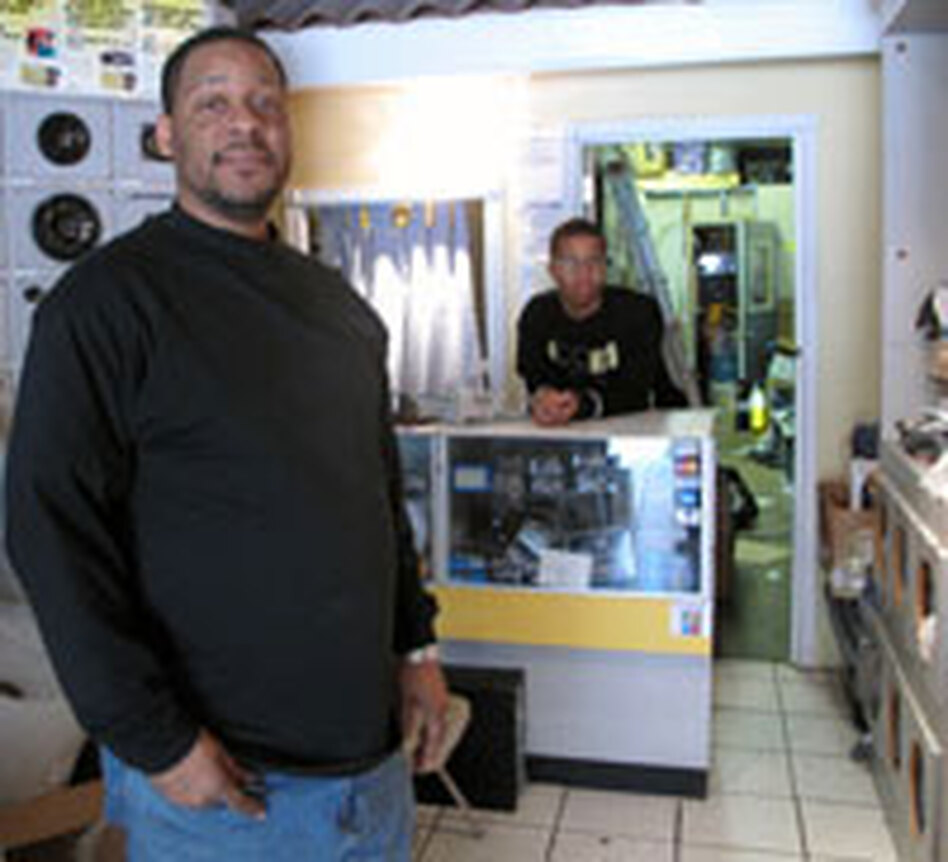 """People don't steal factory radios,"" says David Brown, owner of Savvy Mobile Electronics in Washington, D.C., one of the city's oldest car stereo shops. ""There's no market."""