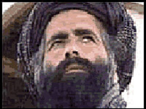 Purported photo of Mullah Omar