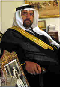Sheik Abdullah Ajil al-Yawar is one of the new power brokers in Mosul's provincial government