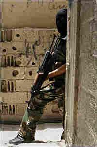 Fatah militant
