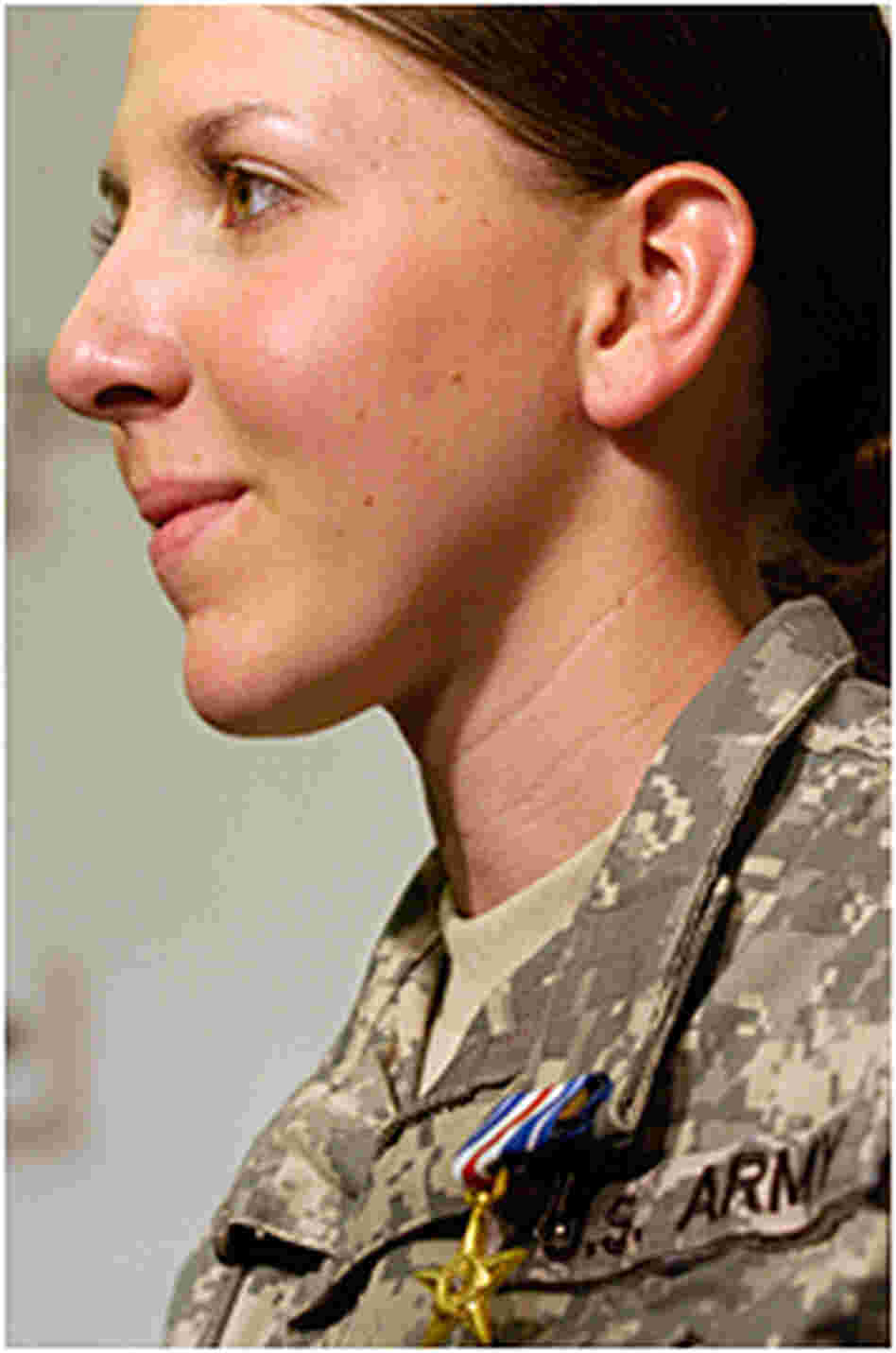 Spc. Monica Brown
