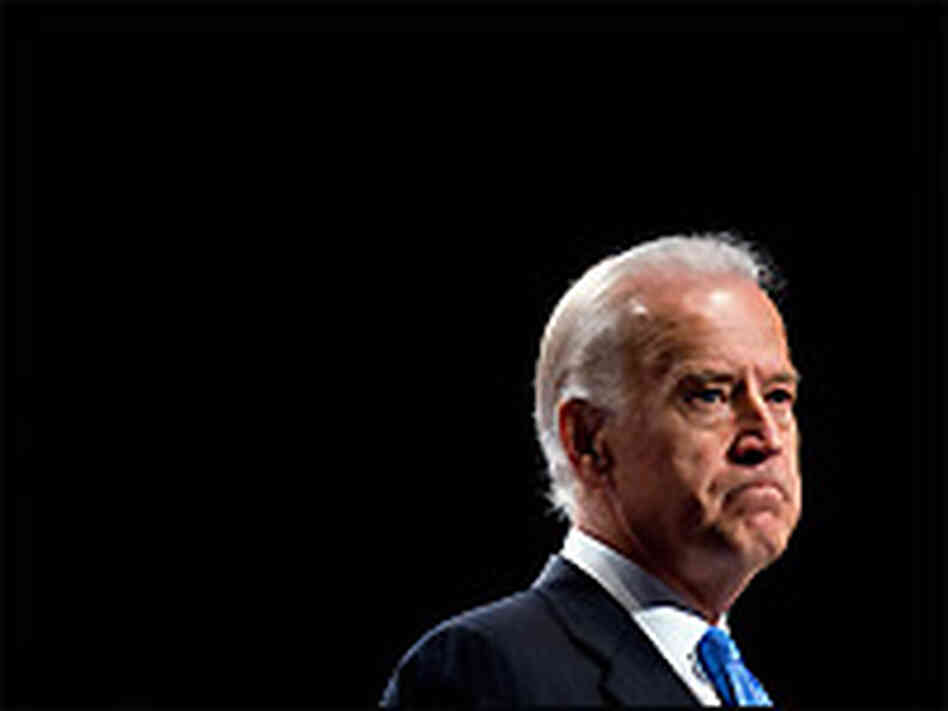 Vice President Joe Biden has a history of verbal gaffes.