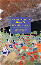 "Cover of ""A High Wind in Jamaica"""