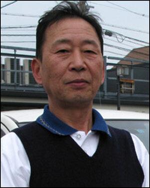 Toyota worker Kunioshi Ishida
