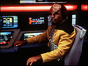 Lieutenant Commander Worf