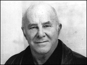Author Clive James
