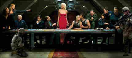 Nate Rawlings Battlestar Galactica