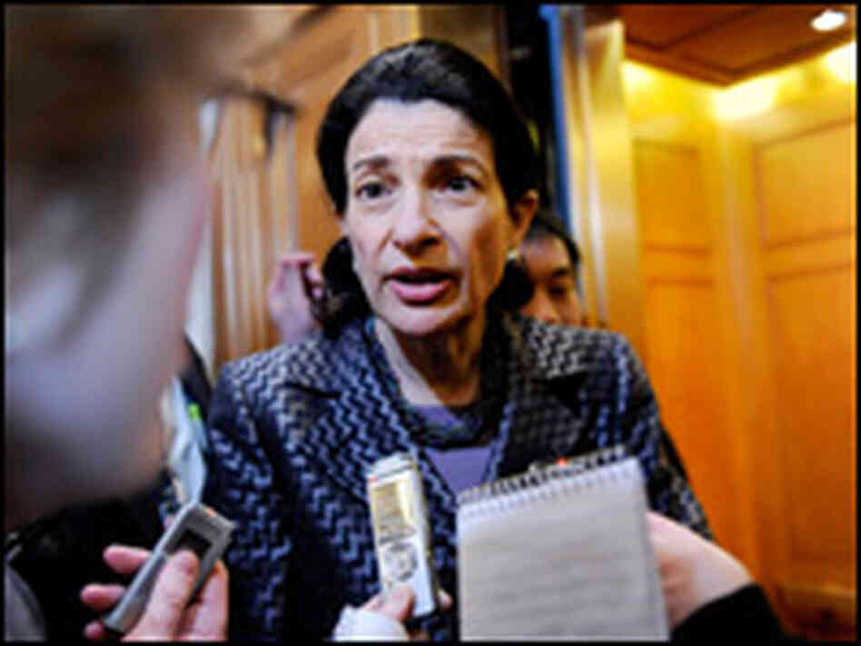 Sen. Olympia Snowe (R-ME) could be key during the floor vote on Sotomayor's nomination.