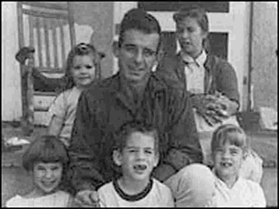 A  photo of the Dickinson family from 1963.