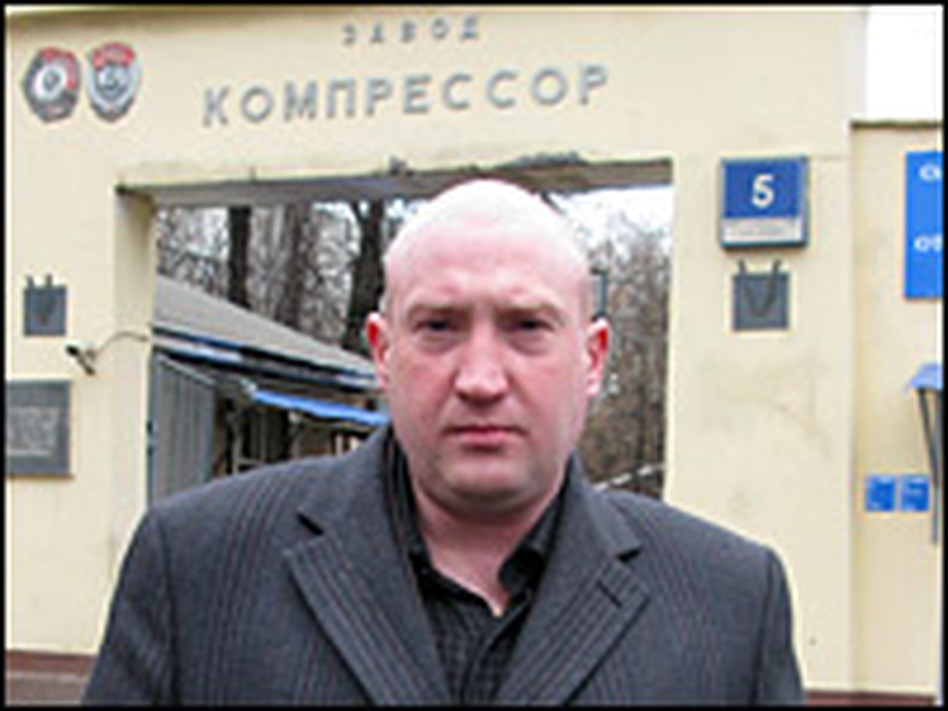 "Moscow businessman Roman Pronyak says he was arrested after police fabricated a drug smuggling case against him. Jailed for a year and a half, he says, ""It's clear nothing is being done to fight corruption."""