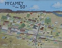 mural of  McCamey