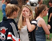 Students Shocked by Colorado High School Shooting