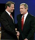 Gore and Bush