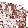 Economic Indicators In The Nation's Counties
