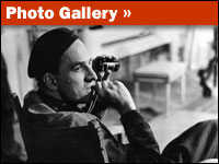 Ingmar Bergman: View a Photo Gallery