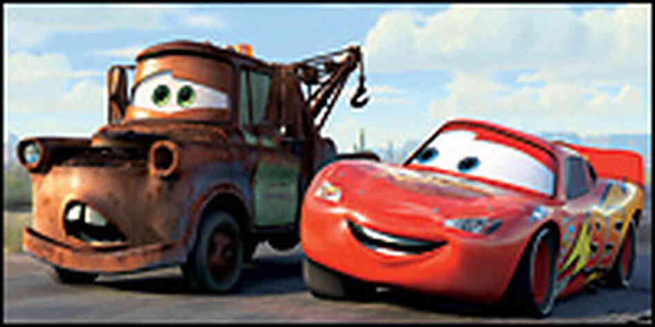 Mater and Lightening McQueen. Credit: Disney Enterprises, Inc. and Pixar Animation Studios.