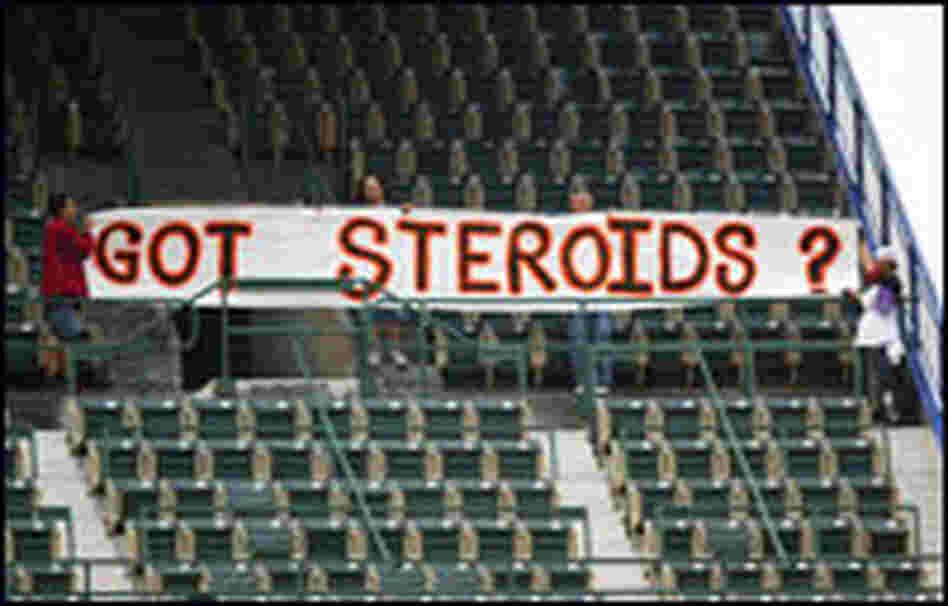 Steroids in Sports- Rebuttal