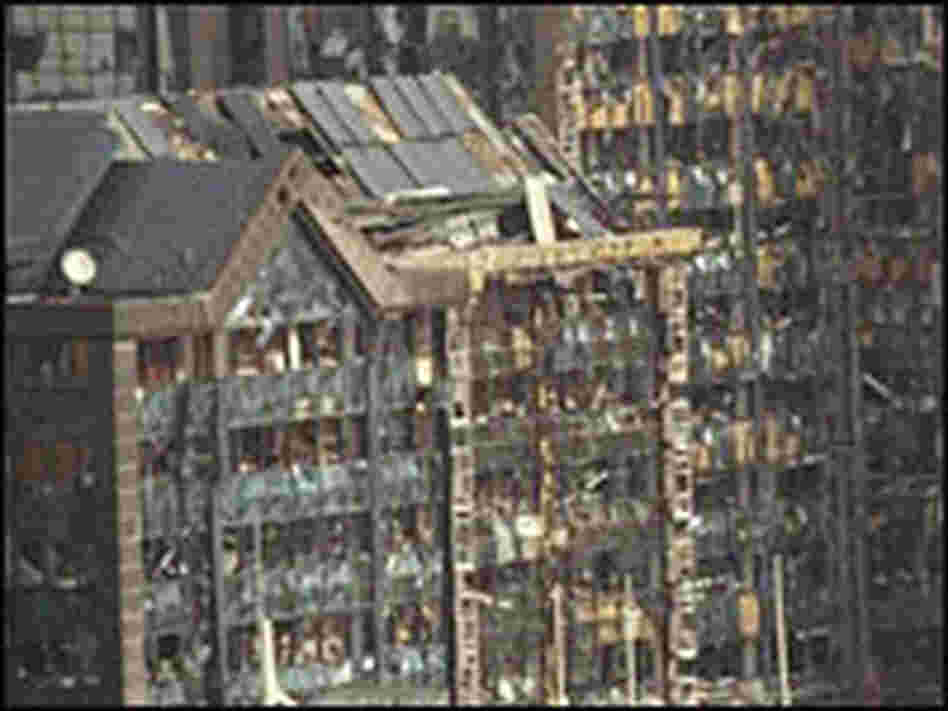 In February 1996, a truck bomb ripped through London's Canary Wharf