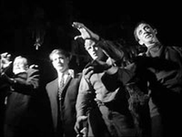 Though certainly not the first zombie film, George Romero's 1968 <em>Night of the Living Dead</em> established these staggering, flesh-eating antagonists as a horror-movie staple — and a cultural obsession.