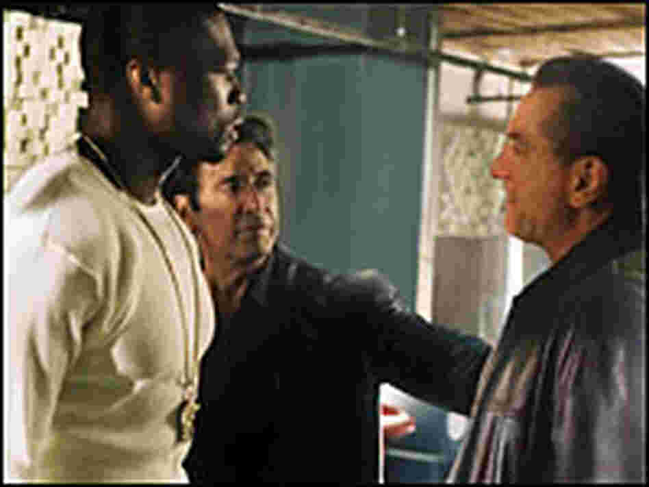 De Niro, Pacino and 50 Cent