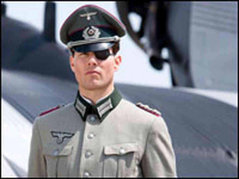 Tom Cruise as Col. Claus von Stauffenberg in 'Valkyrie.'