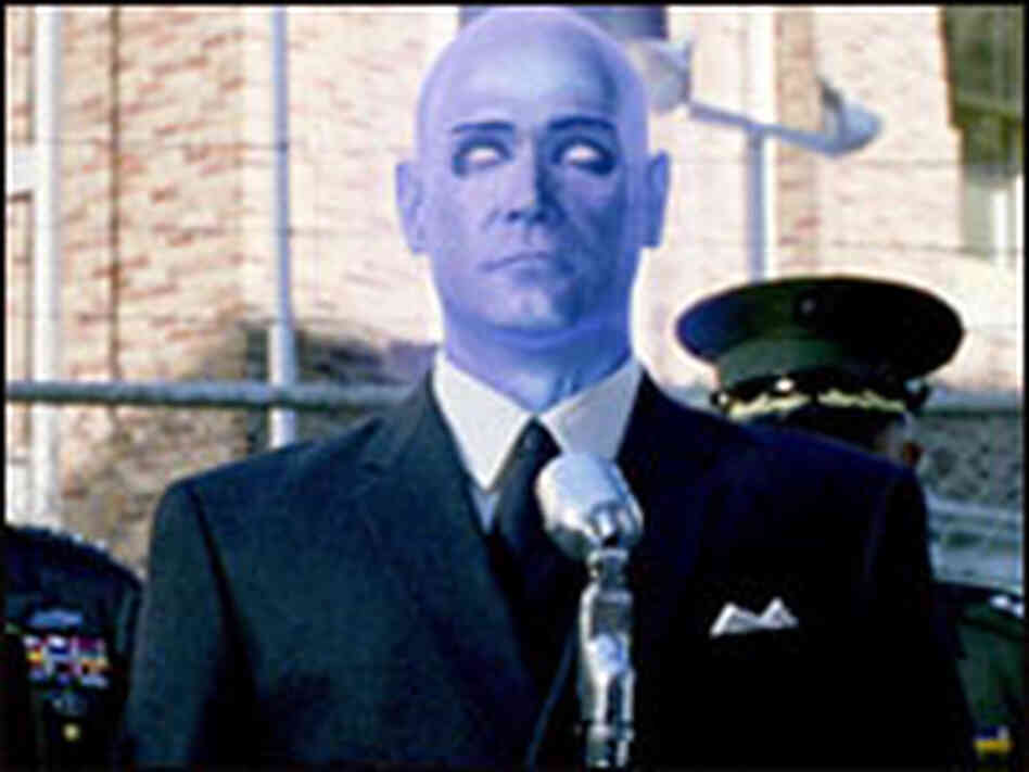 Billy Crudup as Dr. Manhattan