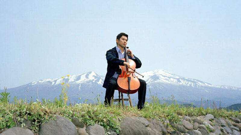 Movie Review - From Japan, Elegant (And Eloquent) 'Departures' : NPR