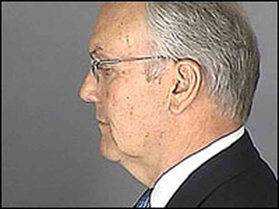 Larry Craig mug shot