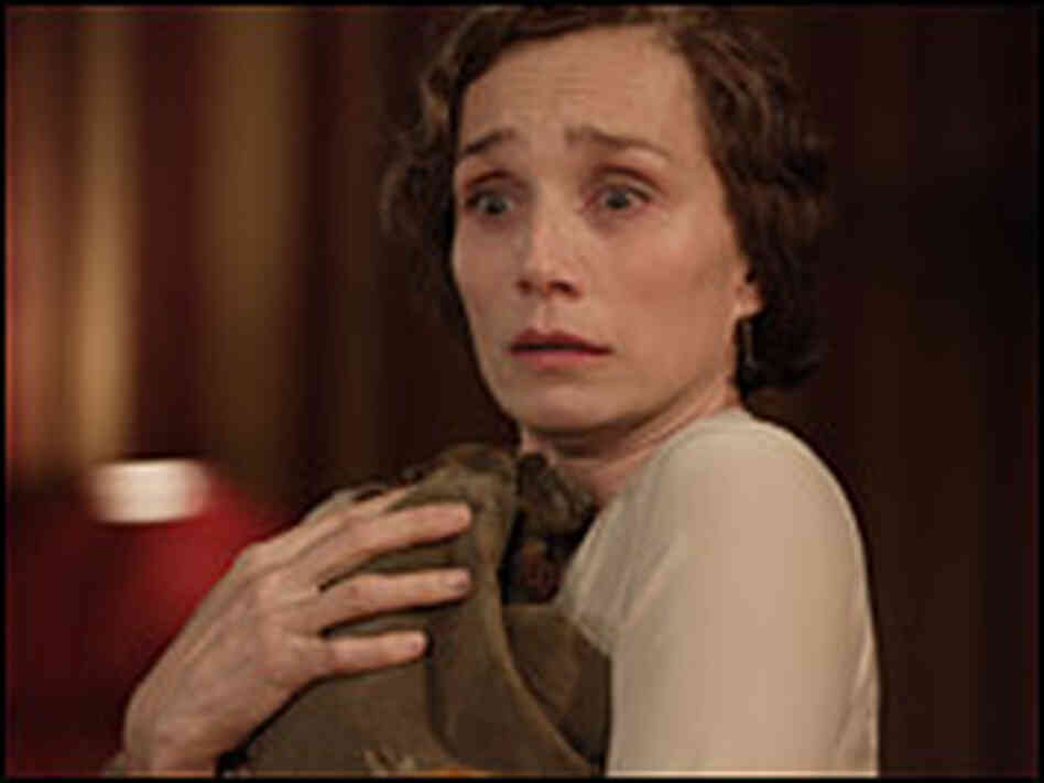 Kristin Scott Thomas in 'Easy Virtue'