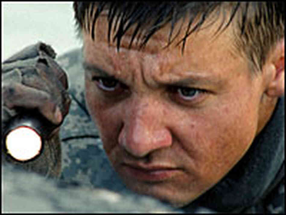 Jeremy Renner in 'The Hurt Locker'