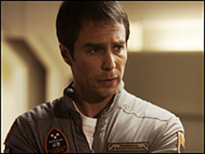Sam Rockwell in 'Moon'