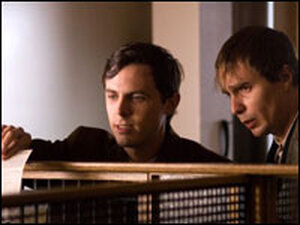 Sam Rockwell in 'The Assassination of Jesse James by the Coward Robert Ford '