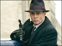 Movie Review Public Enemies Michael Mann S Mobster Waxworks Npr