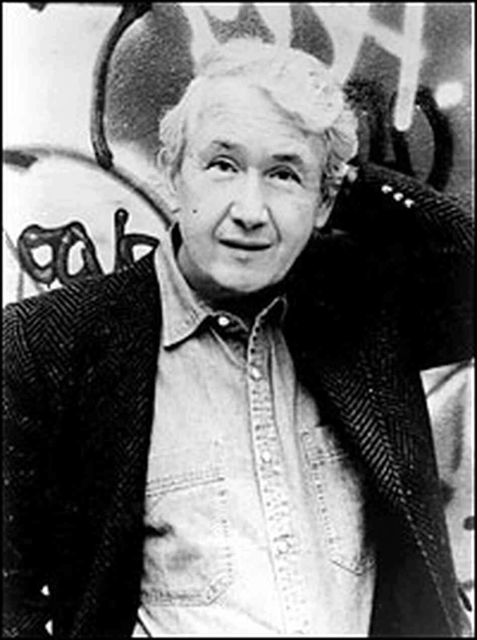 Frank McCourt, 1997, New York