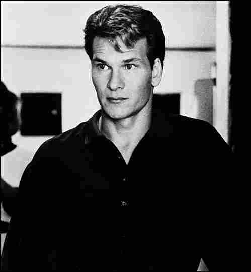 Patrick Swayze in 'Ghost.'