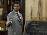 Denzel Washington in 'The Great Debaters'